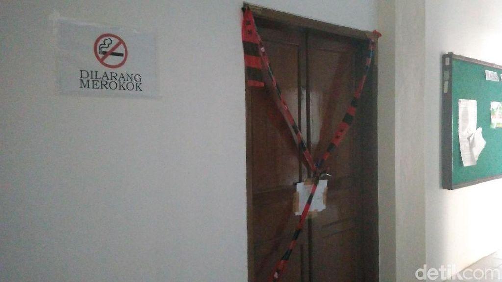 Video KPK Segel Ruangan Kadis PUPR Indramayu Terkait OTT Bupati