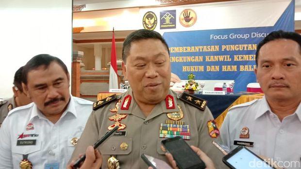 Sekretaris Satgas Saber Pungli Irjen Widiyanto Poesoko