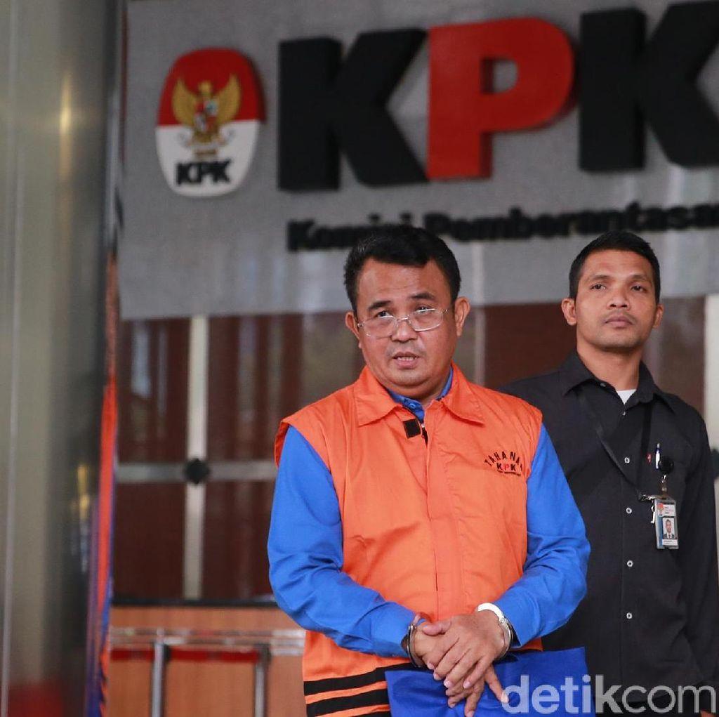 Sehari Jelang UU Baru Berlaku, KPK Sudah Kantongi 20 OTT di 2019