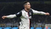 Rekor Individu Datang dengan Sendirinya untuk Cristiano Ronaldo