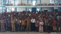 Temui Guru di Wamena, Mendikbud Pastikan Aktivitas Pendidikan Segera Pulih
