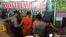 Ajakan Nikah Ditolak, Pemuda Habisi Nyawa Janda Pangandaran