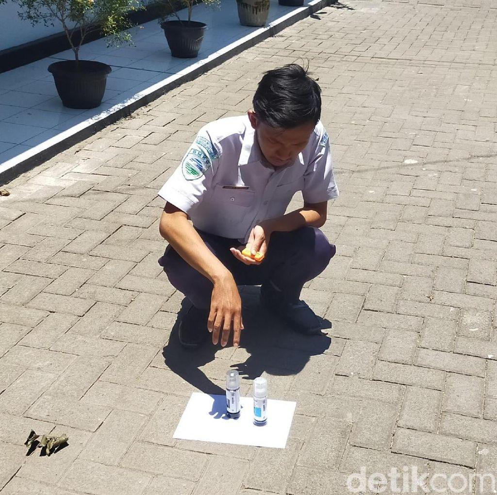 Percobaan Fenomena Kulminasi Matahari di Banyuwangi