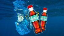 Coca-Cola Mulai Produksi Botol Daur Ulang dari Sampah Laut