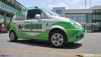 Ini Ev-Green, Mobil Listrik Karya Siswa SMK Kudus