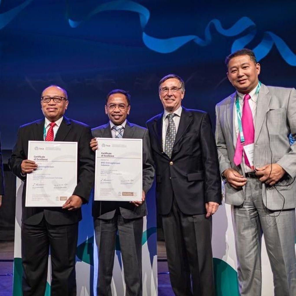 BPJS TK Raih 2 Penghargaan Tertinggi di Forum Jaminan Sosial se-Dunia