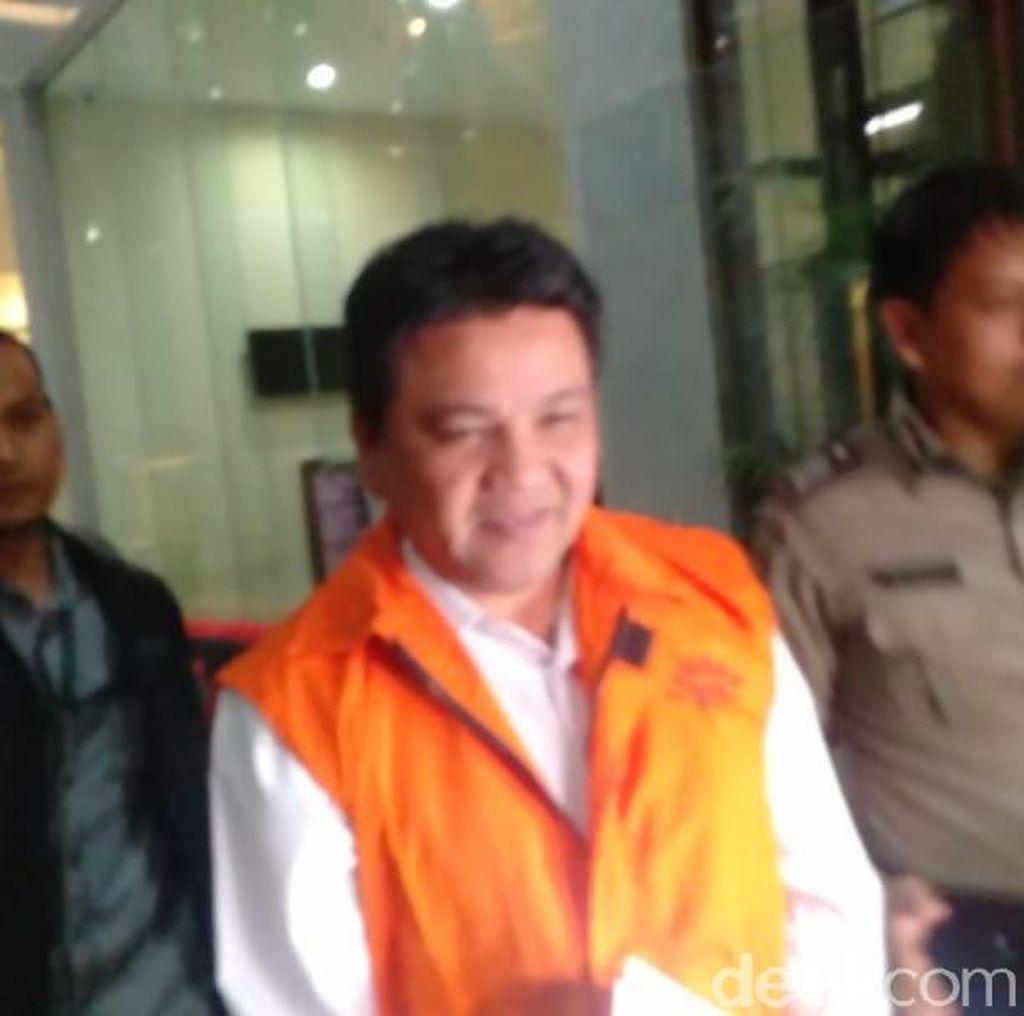 Kepala BPJN XII Balikpapan Tersangka Suap Ditahan KPK