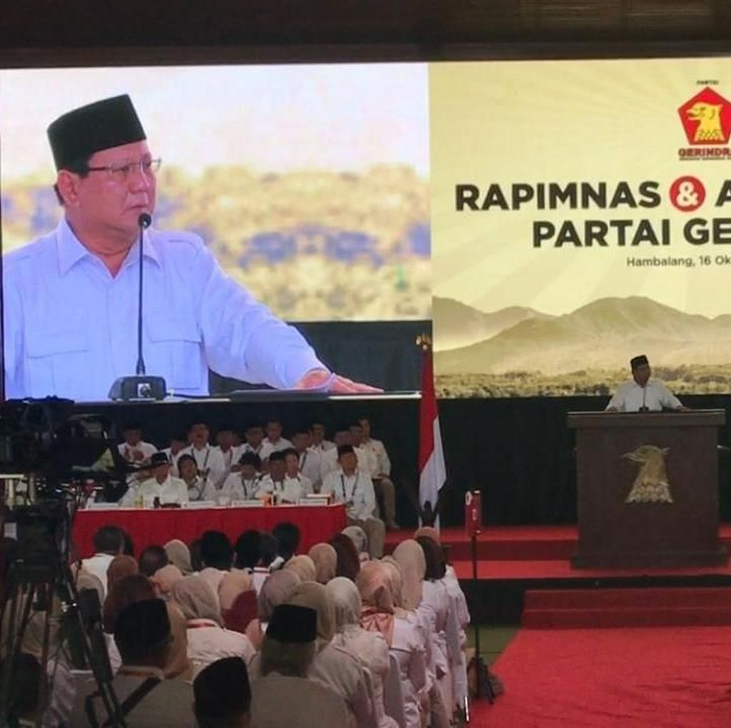 Gerindra Masuk Koalisi atau Oposisi?