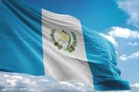 Negara Guatemala di Amerika Tengah, punya gambar senapan di benderanya (iStock)