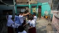Duh! Atap Sekolah SLB Bundaku di Bekasi Roboh