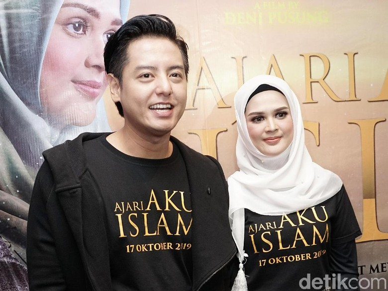 Fakta Film Ajari Aku Islam yang Tayang Mulai Hari Ini Foto: Palevi S/detikFoto