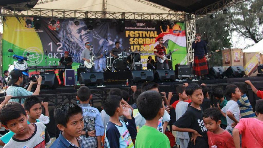 Pedagang di Festival Seribu Utara Raup Untung Rp 17 Juta