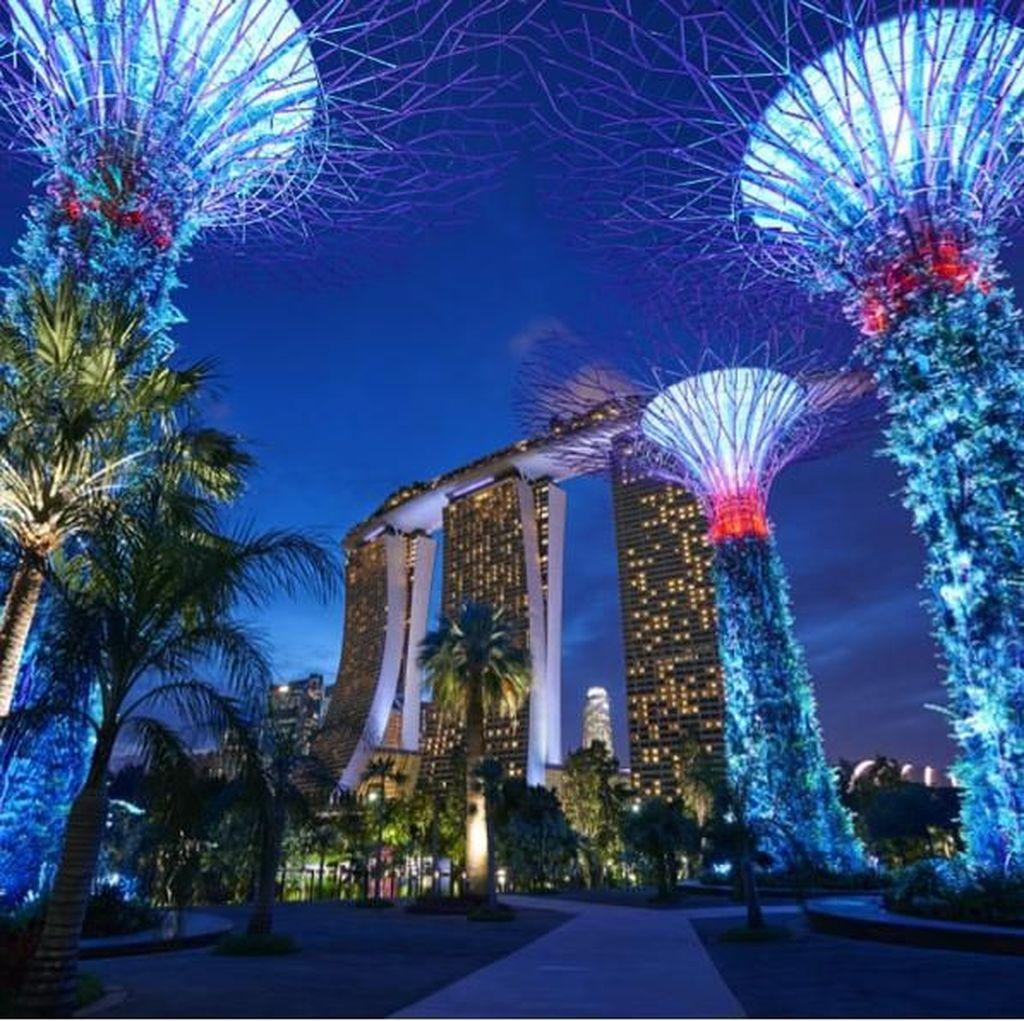 Liburan Singkat di Singapura Selagi Transit