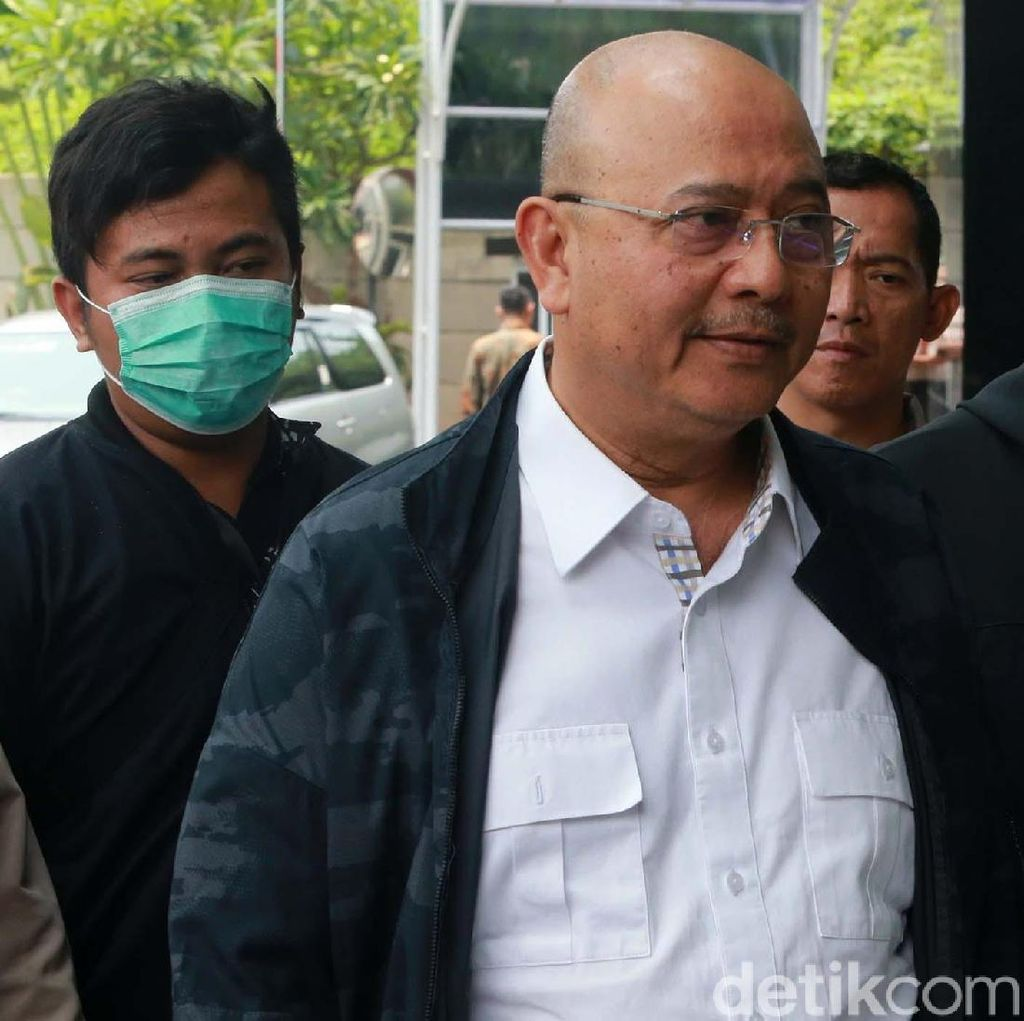 Wali Kota Medan Ditahan KPK, Wakilnya Akhyar Nasution Jadi Plt