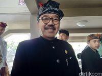 Wagub Bali Tjokorda Oka Arta Ardhana (Cok Ace) (Aditya Mardiastuti/detikcom)