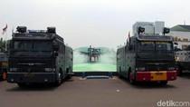 Pengamanan di Gedung DPR Diperketat Jelang Pelantikan Presiden