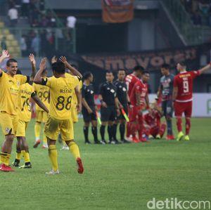 Klasemen Liga 1 2019: Persija ke Zona Degradasi Usai Dikalahkan Semen Padang
