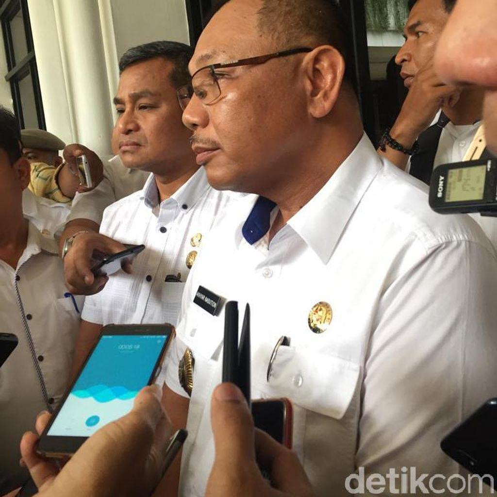 Minta Maaf Soal OTT Walkot Medan, Akhyar: Tolong Kurangi Beban Kami