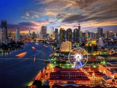 Asia Tenggara Punya Nama Kota Terpanjang Dunia, Ada 168 Huruf!