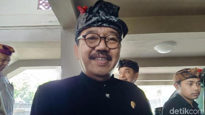 Wakil Gubernur Bali Tjokorda Oka Artha Ardna Sukawati (Cok Ace)