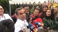 Pantun Muzani: Pada Akhirnya Prabowo Ngomong Bersama Jokowi