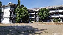 Gedung SMAN 1 Makassar Rawan Runtuh, Gubernur Janji Perbaiki Tahun Depan