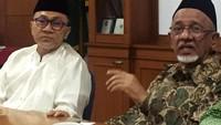 Pertemuan Zulkifli Hasan dan Muhammad Siddik dilakukan di ruang rapat Kantor Pusat DDI. Istimewa/DDI.