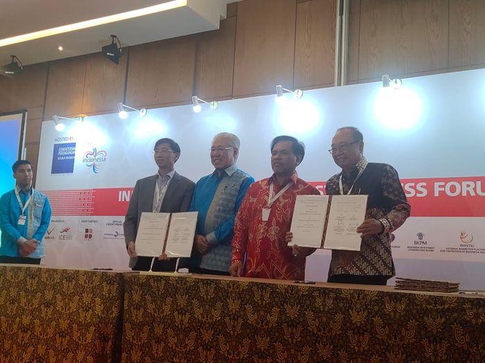 Foto: Indonesia-China Sepakati Nota Kesepahaman Sarang Burung Walet