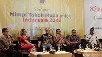 Ganjar Sebut Indonesia Butuh Roadmap Hadapi Demografi Indonesia 2045