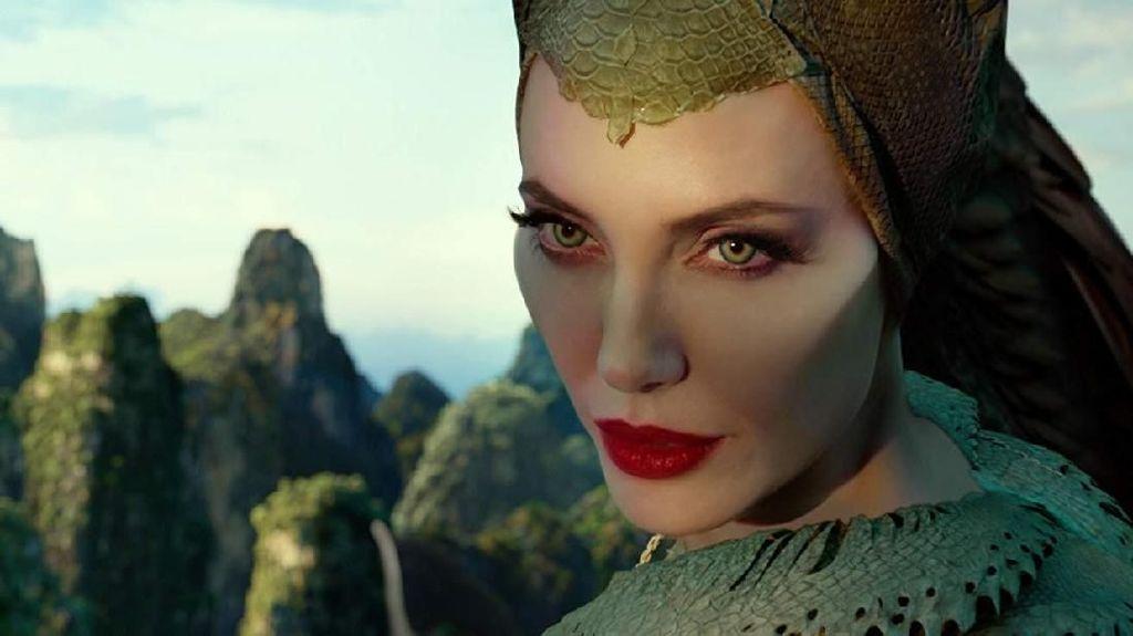 Angelina Jolie Kuasai Dua Sisi dalam Karakter Maleficent