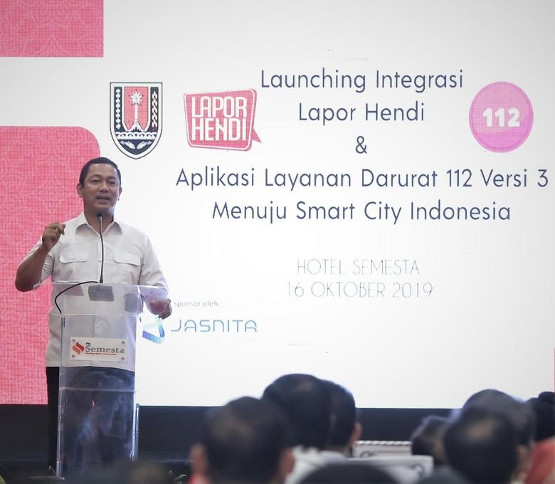 Pemkot Semarang Sempurnakan Layanan Darurat 112