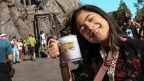 10 Gaya Keren Niana Guerrero, YouTuber Cilik yang Hobi Makan Donat