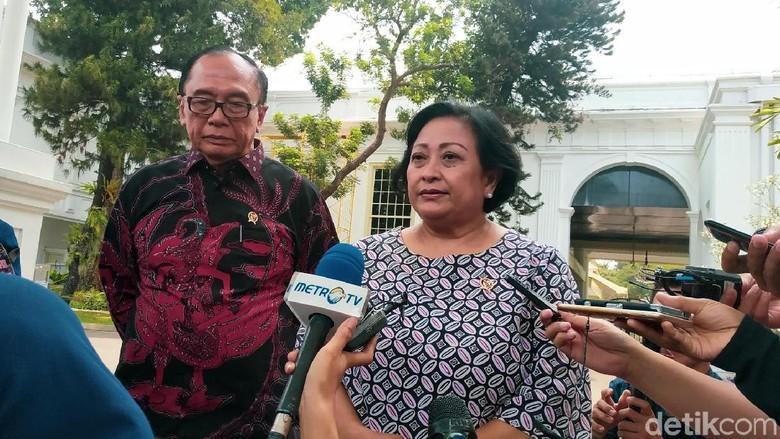 Wantimpres Pamitan ke Jokowi, Kasih Masukan soal Perppu KPK?