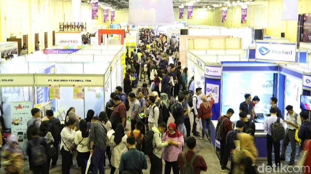 Buruan Serbu! Ada Ratusan Lowongan Kerja di Balai Kartini