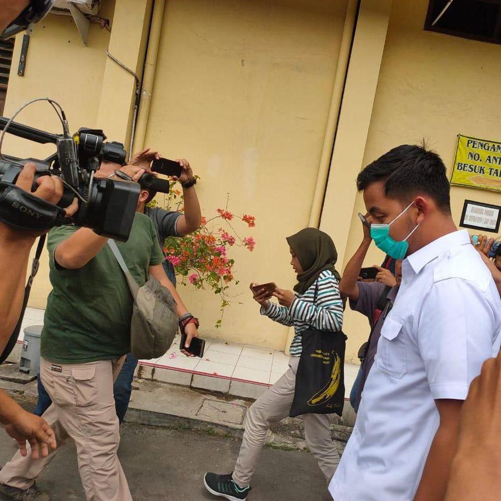 6 Orang yang Terciduk OTT Walkot Medan Selesai Diperiksa di Polrestabes