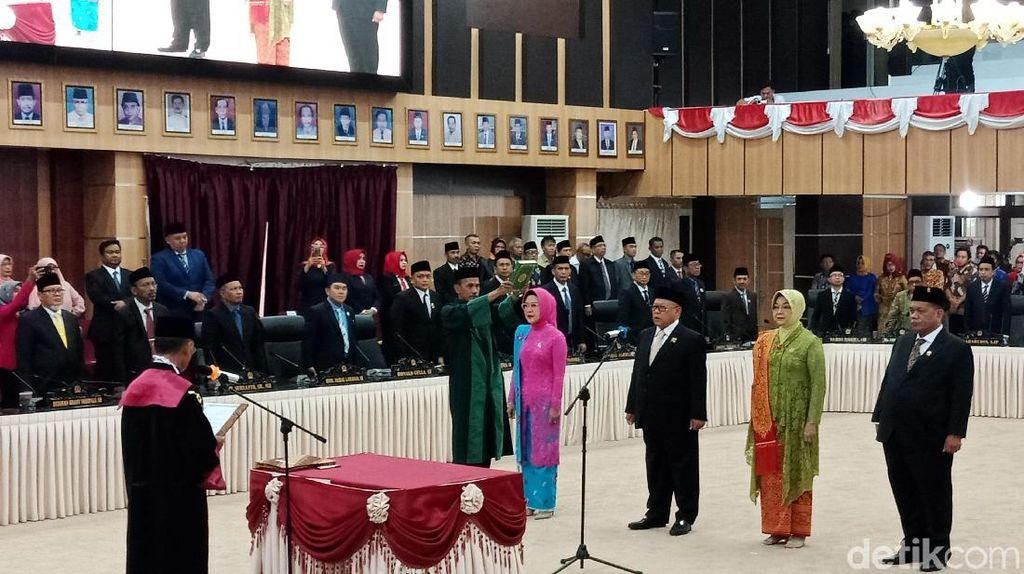 Nilam Sari Lawira, Perempuan Pertama yang Jadi Ketua DPRD Sulteng