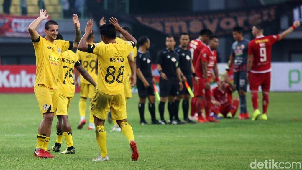Semen Padang Hadapi 4 Final, Dimulai dari Barito