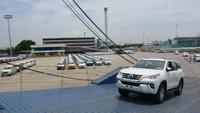 Ekonomi Global Krisis, Ekspor Toyota Rakitan Indonesia Terus Ngegas