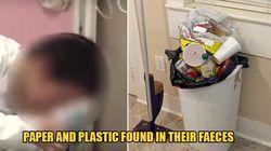 Tega! Guru SD Ini Paksa Muridnya Makan Sampah Sebagai Hukuman