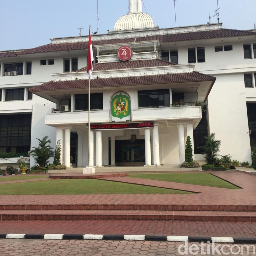 Wali Kota Medan Kena OTT KPK, Wakil Walkot Konsolidasi