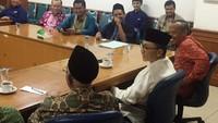 Zulkifli menyatakan dalam membangun Indonesia berkemajuan harus mengedepankan konsolidasi rakyat, terutama umat Islam. Istimewa/DDI.