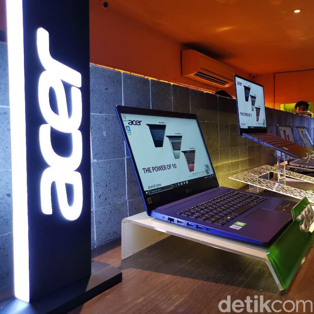 Lebih Dekat dengan Jajaran Produk Baru Acer