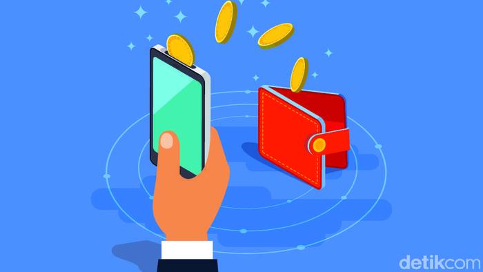 Sistem Identitas Digital Nasional menjadi kunci untuk mengakselerasi pertumbuhan ekonomi digital (Ilustrasi: Andhika Akbarayansyah)