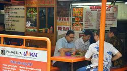 2 Tahun Jadi Gubernur, Intip Kulineran Anies Baswedan di Jakarta