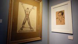 Ada Sketsa Patung Pembebasan Irian Barat di Museum Seni Rupa dan Keramik