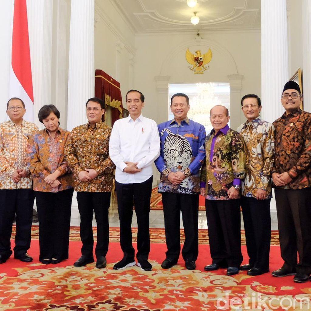 MPR Imbau Mahasiswa Jaga Kekhidmatan Pelantikan Presiden
