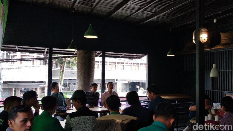 Forum BEM PTAI Jabar Ajak Jaga Ketertiban Jelang Pelantikan Presiden