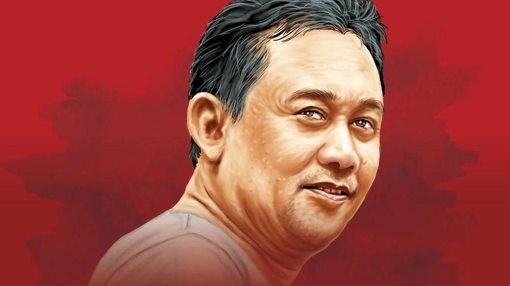Denny Siregar Klaim Penghasilan Menulis Lebihi Gaji Komisaris