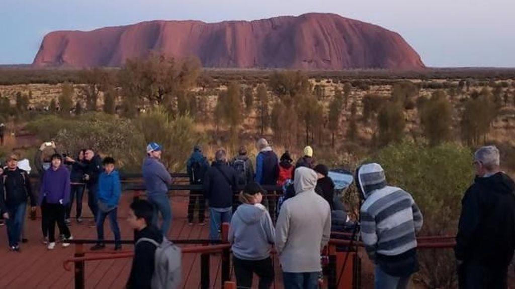 Lagi Wisata di Australia, Anak Jatuh dari Ketinggian 20 Meter