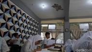 Dicek Dinas PUPR Rawan Runtuh, SMAN 1 Makassar Kosongkan Lantai 3
